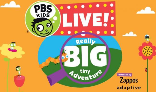 PBS KIDS Live! at Arvest Bank Theatre | Kids Out and About Kansas City